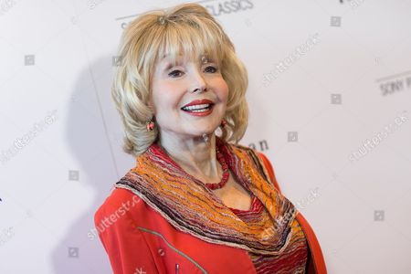 """Stock Picture of Francine York arrives at the Los Angeles Premiere of """"Irrational Man"""" held at the WGA Theatre, in Beverly Hills, Calif"""