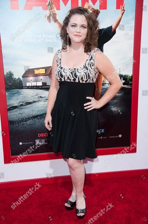 """Stock Picture of Dakota Lee arrives at the LA Premiere of """"Tammy"""" held at TCL Chinese Theatre, in Los Angeles"""