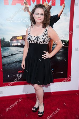 """Editorial photo of LA Premiere of """"Tammy"""" - Arrivals, Los Angeles, USA"""