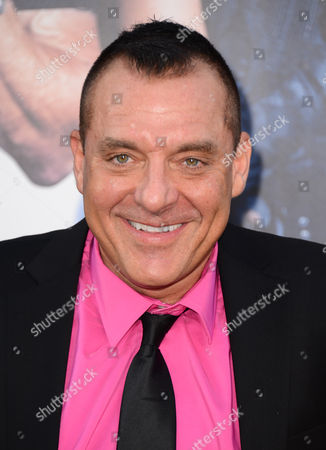 """Tom Sizemore arrives at the premiere of """"The Expendables 3"""" at TCL Chinese Theatre, in Los Angeles"""