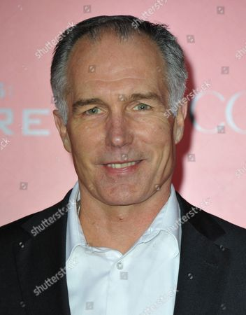 """Patrick St. Esprit arrives at the Los Angeles premiere of """"The Hunger Games: Catching Fire"""" at Nokia Theatre LA Live on"""
