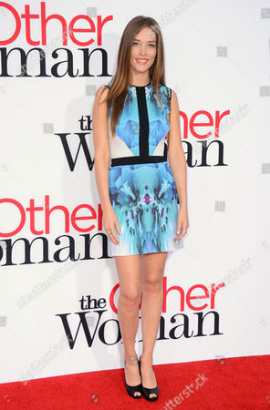 """Editorial picture of LA Premiere Of """"The Other Woman"""" - Arrivals, Los Angeles, USA"""