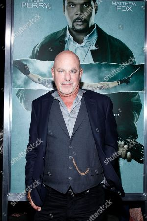 "Director Rob Cohen attends the LA premiere of ""Alex Cross"" at the ArcLight Cinerama dome on in Los Angeles"