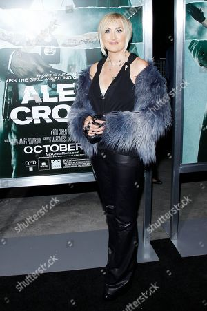 "Stock Image of Kerry Williamson attends the LA premiere of ""Alex Cross"" at the ArcLight Cinerama dome on in Los Angeles"