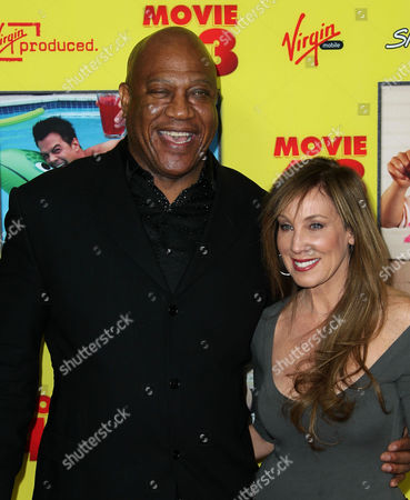 "Tommy 'Tiny' Lister attends the premiere of ""Movie 43"" at the TCL Chinese Theatre, in Los Angeles"