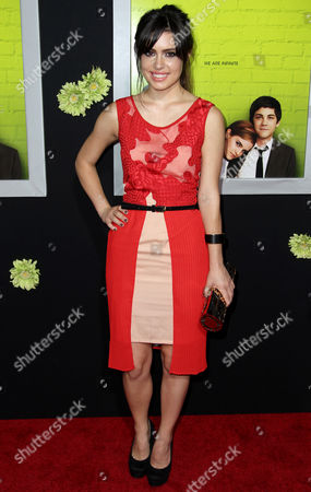 """Alex Frnka attends the premiere of """"The Perks of Being a Wallflower"""" at the Cinerama Dome, in Los Angeles"""