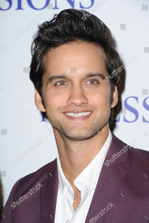 """Michael Steger attends the LA premiere of """"The Sessions"""", at the L.A. Country Museum of Art on in Los Angeles"""