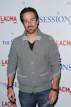 "Kurt Yaeger attends the LA premiere of ""The Sessions"", at the L.A. Country Museum of Art on in Los Angeles"