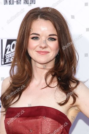 """Marlane Barnes attends the LA Premiere Screening of """"Sons Of Anarchy"""" at at TCL Chinese Theatre, in Los Angeles"""