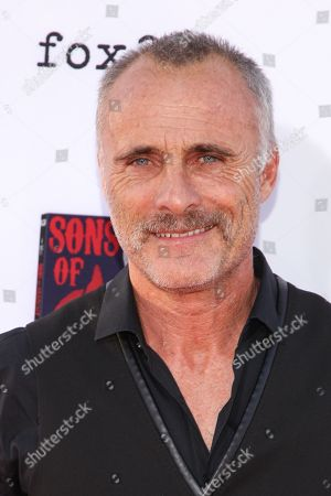 """Stock Picture of Timothy V Murphy attends the LA Premiere Screening of """"Sons Of Anarchy"""" at at TCL Chinese Theatre, in Los Angeles"""