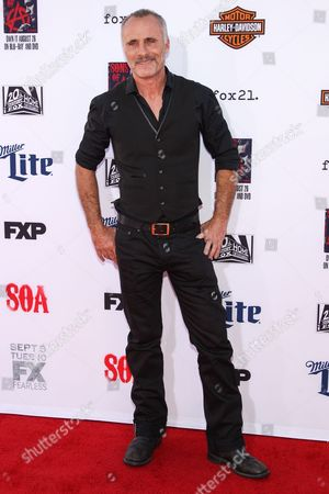 """Timothy V Murphy attends the LA Premiere Screening of """"Sons Of Anarchy"""" at at TCL Chinese Theatre, in Los Angeles"""