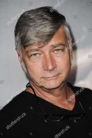 """Director John R. Leonetti arrives at the LA Special Screening Of """"Annabelle"""", in Los Angeles"""