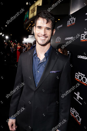 """Stock Picture of Nick Ballard seen at Lionsgate Presents the World Premiere of Tyler Perry's """"Boo! A Madea Halloween"""" at ArcLight Cinerama Dome, in Los Angeles"""
