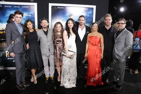 Editorial photo of Los Angeles Premiere of DirecTV original series ROGUE, Hollywood, USA