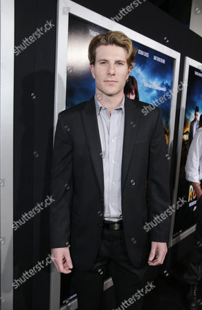 Lance Broadway at the Los Angeles Premiere of DirecTV original series ROGUE, on Tuesday, March, 26, 2013 in Los Angeles held at Arclight Hollywood