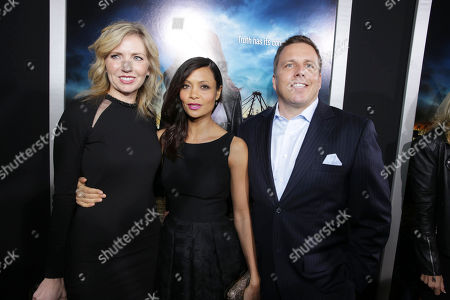 Editorial picture of Los Angeles Premiere of DirecTV original series ROGUE, Hollywood, USA