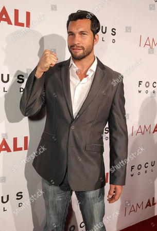 """Editorial picture of Los Angeles Premiere of Focus World's """"I Am Ali"""", Hollywood, USA"""