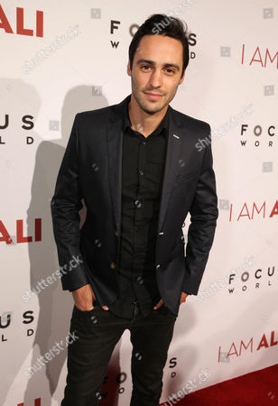 """Richard Brancatisano seen at the Los Angeles Premiere of Focus World's """"I Am Ali"""" on Wed, in Hollywood"""