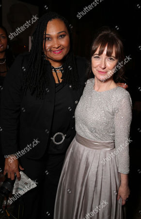 """Maryum Ali and Director/Writer Clare Lewins seen at the Los Angeles Premiere of Focus World's """"I Am Ali"""" on Wed, in Hollywood"""
