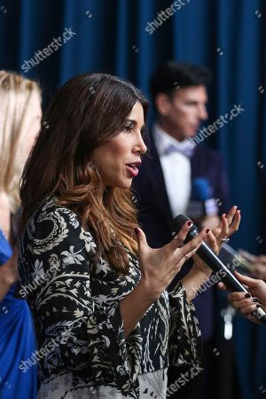 """Adrianna Costa arrives at the March of Dimes """"Celebration of Babies: A Hollywood Luncheon"""" at the Beverly Wilshire Hotel, in Beverly Hills, Calif"""