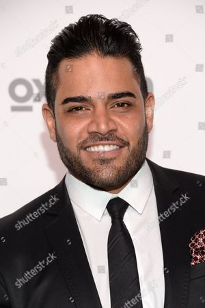 Stock Image of Mike Shouhed attends the NBCUniversal Cable Entertainment 2015 Upfront at The Javits Center, in New York