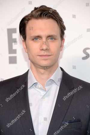 Martin Wallstrom attends the NBCUniversal Cable Entertainment 2015 Upfront at The Javits Center, in New York