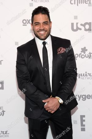 Mike Shouhed attends the NBCUniversal Cable Entertainment 2015 Upfront at The Javits Center, in New York