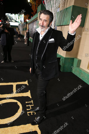 Stock Photo of William Kircher seen at New Line Cinema and Metro-Goldwyn-Mayer Pictures presents the Los Angeles Premiere of 'The Hobbit: The Battle of The Five Armies', in Los Angeles