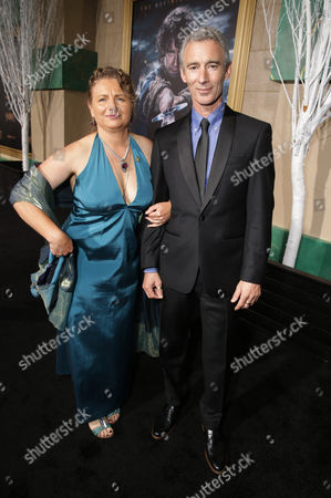 Jolande Brophy and Jed Brophy seen at New Line Cinema and Metro-Goldwyn-Mayer Pictures presents the Los Angeles Premiere of 'The Hobbit: The Battle of The Five Armies', in Los Angeles