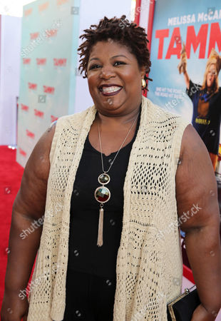 Cleo King seen at the New Line Cinema Premiere of 'Tammy' held at the TCL Chinese Theatre on ], in Hollywood