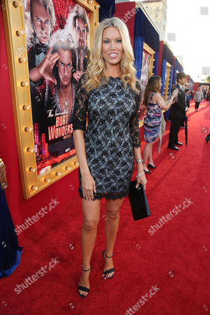Jessica McClain at New Line Cinema's World Premiere of 'The Incredible Burt Wonderstone' held at Grauman's Chinese Theatre on Monday, Mar., 11, 2013 in Los Angeles