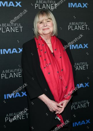 """Editorial picture of NY Premiere of """"A Beautiful Planet"""", New York, USA"""