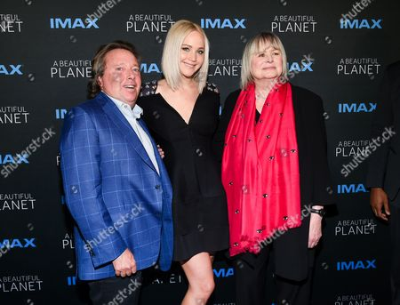 """Editorial photo of NY Premiere of """"A Beautiful Planet"""", New York, USA"""