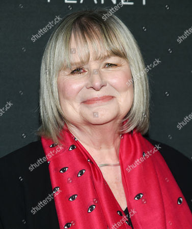 """Stock Image of Director Toni Myers attends the premiere of """"A Beautiful Planet"""" at AMC Loews Lincoln Square, in New York"""