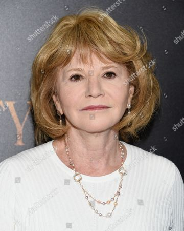 "Stock Photo of Producer Letty Aronson attends the premiere of Amazon Studio and Liongate's ""Cafe Society"", hosted by The Cinema Society, at the Paris Theatre, in New York"
