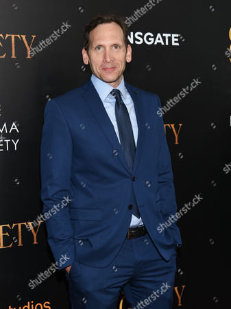 "Stephen Kunken attends the premiere of Amazon Studio and Liongate's ""Cafe Society"", hosted by The Cinema Society, at the Paris Theatre, in New York"