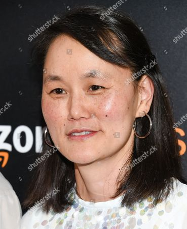 """Soon-Yi Previn attends the premiere of Amazon Studio and Liongate's """"Cafe Society"""", hosted by The Cinema Society, at the Paris Theatre, in New York"""