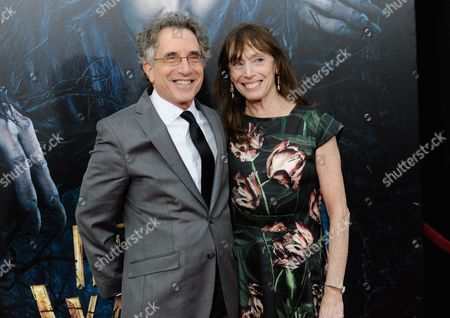 """Editorial image of NY Premiere of """"Into The Woods"""", New York, USA"""