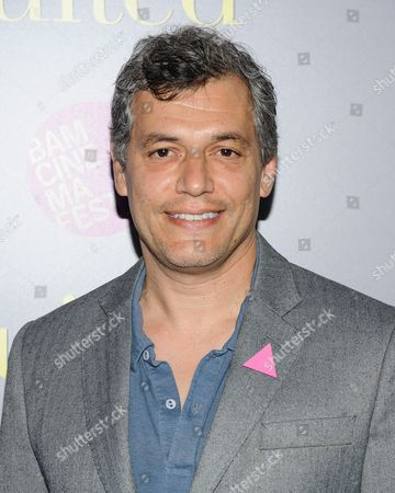 """Stock Photo of Jason Benjamin attends the premiere of HBO Documentary Films' """"Suited"""", at BAM Rose Cinemas, in New York"""