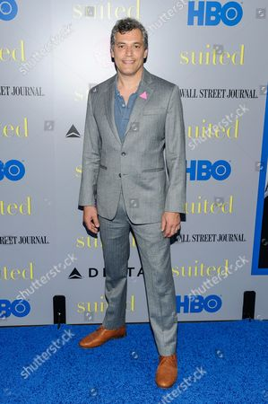 """Editorial image of NY Premiere of HBO's """"Suited"""", New York, USA"""