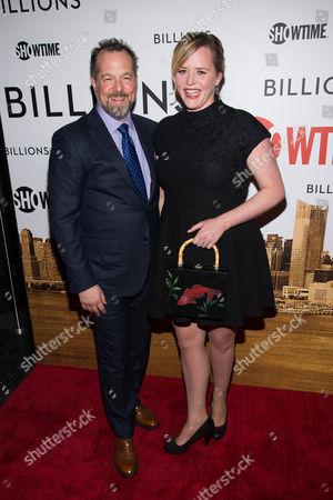 """Editorial image of NY Premiere of Showtime's """"Billions"""", New York, USA"""