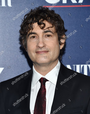 """Joshua Michael Stern attends the premiere of the EPIX Original Series """"Graves"""", hosted by Vanity Fair and The Cinema Society, at the Museum of Modern Art, in New York"""