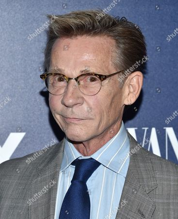 """Dennis Christopher attends the premiere of the EPIX Original Series """"Graves"""", hosted by Vanity Fair and The Cinema Society, at the Museum of Modern Art, in New York"""