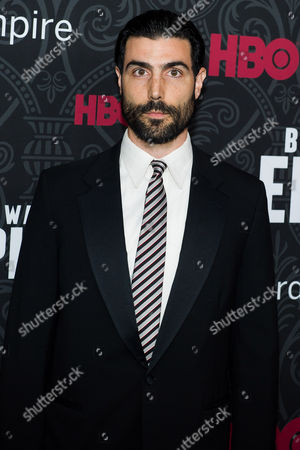 """Louis Cancelmi attends the premiere for the final season of HBO's """"Boardwalk Empire"""" on in New York"""