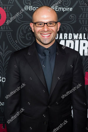 """Anatol Yusef attends the premiere for the final season of HBO's """"Boardwalk Empire"""" on in New York"""