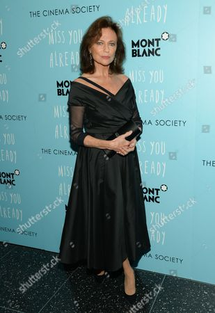 """Stock Photo of Jacqueline Bissett attends a special screening of """"Miss You Already"""" hosted by The Cinema Society and Montblanc, in New York"""