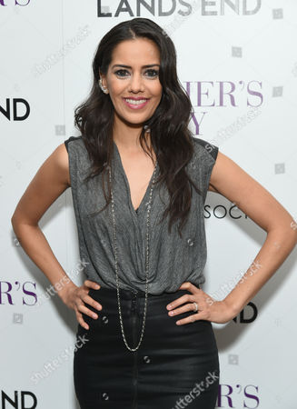 """Actress Sheetal Sheth attends the special screening of """"Mother's Day"""" at Metrograph, in New York"""