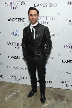 """Joseph Leo Bwarie attends the special screening of """"Mother's Day"""" at Metrograph, in New York"""