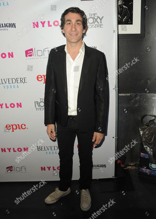Brent Bolthouse arrives at the Nylon Magazine: Summer Music Issue Celebration on in Los Angeles, Calif