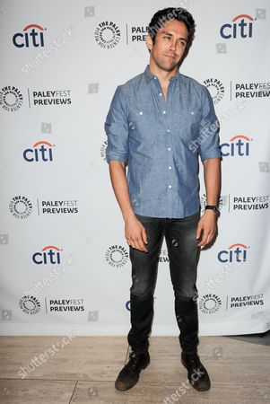 """Neal Bledsoe arrives at the PaleyFest Previews Fall TV show """"Ironside"""" at The Paley Center for Media on in Beverly Hills, Calif"""